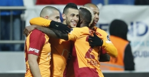 Galatasaray, Kasımpaşa'yı Dörtledi