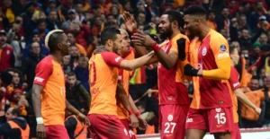 Galatasaray, Trabzonspor'u 3-1 Mağlup Etti