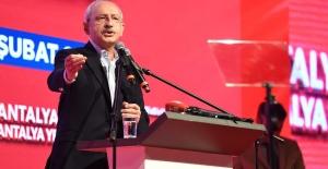 """Kılıçdaroğlu: """"Biz Saray'dan Alınan Talimatla Ülkenin Yönetilemeyeceğini Söylüyoruz"""""""