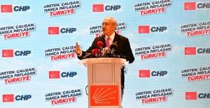 """Kılıçdaroğlu: """"Demokrasisi Gelişmemiş Hiçbir Ülke Büyümemiştir Ve Kalkınmamıştır"""""""