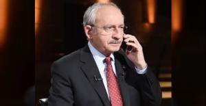 Kılıçdaroğlu'ndan Fatih Terim'e Taziye Telefonu...