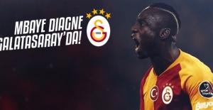 Mbaye Diagne Galatasaray'da
