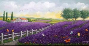 Rengarenk Bir Bahar Sergisi!