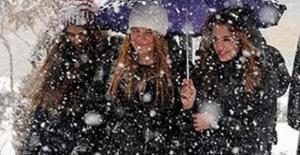 Rize Ve Artvin'in İç Kesimlerinde Yoğun Kar Yağışına Dikkat!