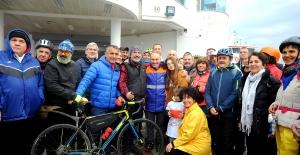 Soyer, İzmir'de Uygulayacağı Bisiklet Vizyonu Konusunda Açıklamalarda Bulundu