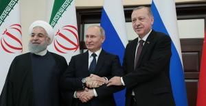 """""""Suriye Halkı, Kalıcı Siyasi Çözüm Yolunda Bizden Sevindirici Haber Bekliyor"""""""