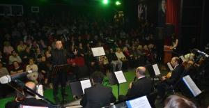 TSM Korosu'ndan Dramalı Hasan Hasgüler Konseri