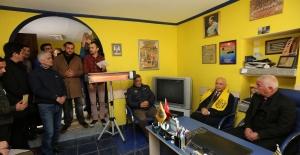 Yaşar'dan Ankaragücü'ne Alt Yapı Müjdesi