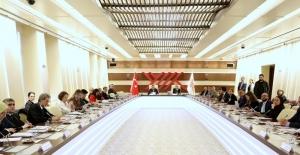 """YÖK'te """"Göç ve Eğitim: Saha Deneyimi ve İhtiyaç Analizi Forumu"""" Gerçekleştirildi"""