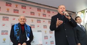 """""""Ebedi Kardeşliğimize Sıkı Sıkıya Sarılarak, 82 Milyonun Her Bir Ferdinin Huzuru İçin Gayret Göstereceğiz"""""""