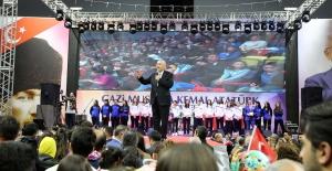 Ankara'nın İkinci Arenası Hizmete Açıldı