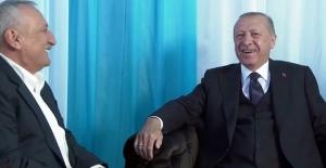Büyük Miting Öncesi Mehmet Ağar, Cumhurbaşkanı Erdoğan İle Bir Araya Geldi
