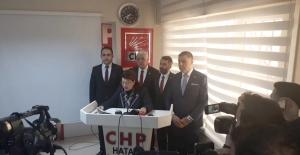 CHP'den Cumhurbaşkanı Erdoğan'a Baraj Yanıtı