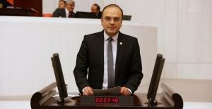 CHP'li Necati Tığlı'dan Engelli Vatandaşlarımız İçin Kanun Teklifi