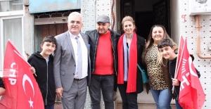 Didem Engin İstanbul'da CHP'nin Yerel Seçim Çalışmalarına Aktif Desteğe Devam Ediyor