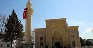 Emiryaman Camii İbadete Açıldı