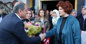 Filiz Karapınar'da İYİ Parti'de
