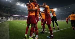 Galatasaray, Bursa'da Kükredi