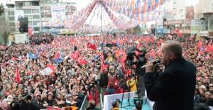 """""""Hiçbir Güç Türkiye'yi Yeniden Terör Örgütlerinin Cirit Attığı Bir Ülke Hâline Getiremeyecek"""""""