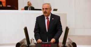 """İYİ Partili Yaşar; """"Dirileri Şerefli, Ölüleri Şanlı Bir Tarihtir Çanakkale!.."""""""