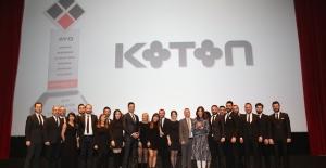 Koton 7. Kez En Beğenilen Kadın Giyim Markası