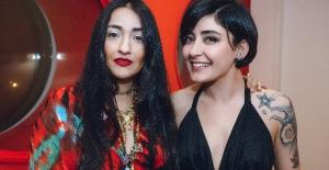 Melek Mosso Dünyaca Ünlü Fransız Caz Sanatçısı Hindi Zahra İle Aynı Sahneyi Paylaştı