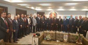 """MHP'li Akçay, """"Cumhur İttifakı Ülkemizi 2023'e Taşıyacaktır"""""""