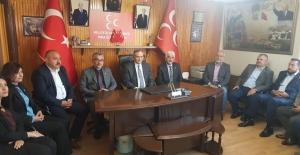 "MHP'li Akçay: ""Cumhur İttifakı Birliktir, Berekettir, Kardeşliktir"""