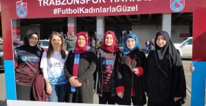 Trabzonspor & Passolig'den  Kadınlara Jest