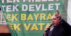 """""""Türkiye, Maruz Kaldığı Tüm Saldırılara Ve Tehditlere Rağmen, Dimdik Ayakta Kalmayı Başarmıştır"""""""