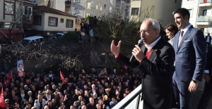 """""""Türkiye'nin Beka Sorunu Çıkıyorsa Bunun Sorumlusu Sensin"""""""