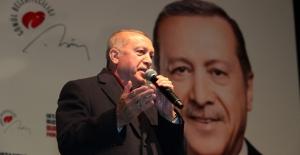 """""""Türk'ün Elinin Uzanmadığı Yere Kimsenin Eli Uzanmıyor"""""""