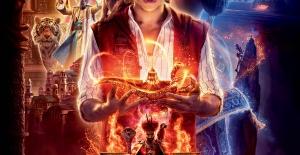 Aladdin Filminin Yeni Afişi Yayınlandı