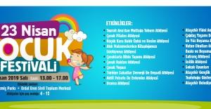 Ataşehir'de 23 Nisan Tören Ve Etkinliklerle Kutlanacak