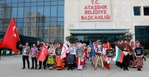 Ataşehir'de Dünya Dans Günü Şov