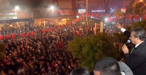 """Başkan Çetin: """"Bu Başarı Hepimizindir"""""""