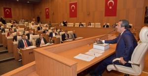 """Başkan Çetin: """"Uyum İçinde Önemli Hizmetlere İmza Atacağız"""""""