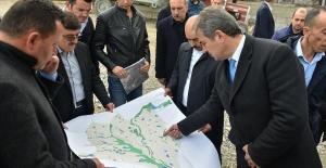 Başkan Köse Proje Startını Kutludüğün'de Verdi