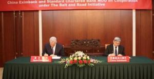 Çin ve İngiliz Bankaları Kuşak ve Yol Girişimi'ne Finansal Destek Sunuyor