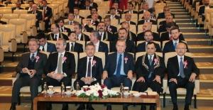 Cumhurbaşkanı Erdoğan, Anayasa Mahkemesi 57. Kuruluş Yıl Dönümü Töreni'ne Katıldı