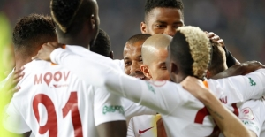 Galatasaray Kupada Finalde!