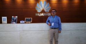 Huawei Türkiye Ar-Ge Merkezi'nin Yeni Direktörü Hüseyin Hai Oldu