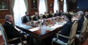 Sağlık Ve Gıda Politikaları Kurulu, Cumhurbaşkanı Erdoğan Başkanlığında Toplandı