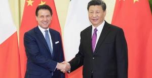 Xi, İtalya Başbakanı Conte'yle Bir Araya Geldi