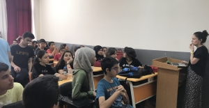 Adana Büyükşehirden Öğrencilere...