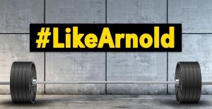 Arnold Schwarzenegger'den Tiktok'ta Sağlıklı Yaşama Teşvik Paylaşımları