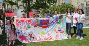 Ataşehir'de 19 Mayıs'ın 100. Yıl Çoşkusu Doyasıya Yaşandı