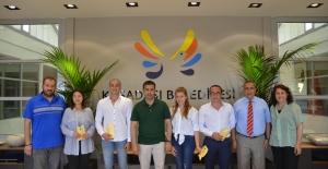 Başkan Günel, Türkiye'nin En Başarılı Aşçılık Öğrencilerini Tebrik Etti