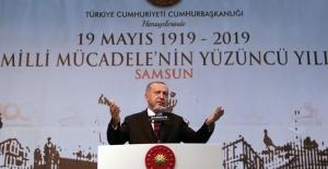 """""""Bizim Kızılelmamız Büyük Ve Güçlü Türkiye'nin İnşasıdır"""""""