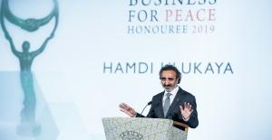 Hamdi Ulukaya İş Dünyasının Nobel'ini Aldı